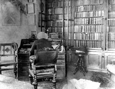 Frederick Douglass library