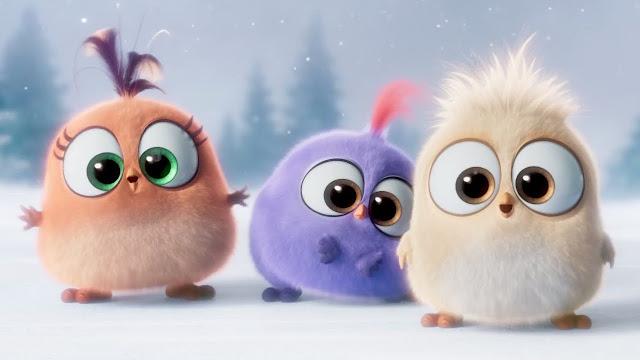 Sinopsis The Angry Birds Movie