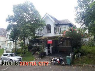 Rp.2.3 Milyar Dijual Rumah Siap Huni Di Cluster Depan Di Sentul City (code : 244)