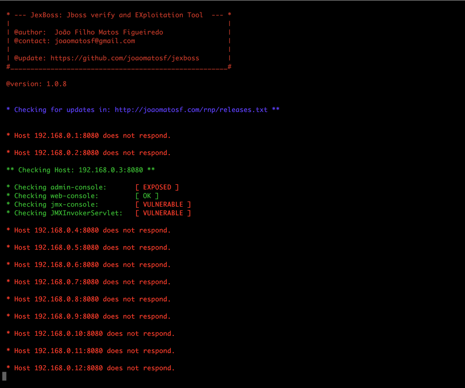 How fast the use of s02-45 vulnerability to gain server