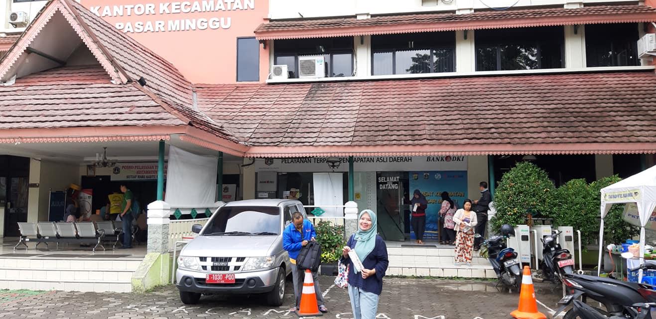 cukup sepuluh menit perpanjang dan bayar pajak tahunan kendaraan stnk di kecamatan pasar minggu nurul sufitri mom lifestyle blogger review info tips