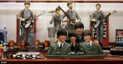 Argentina gets Beatles museum