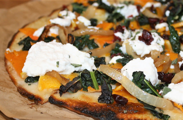 True Food Kitchen Butternut Squash Pizza