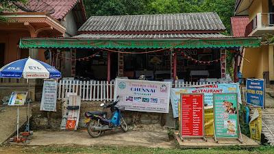 Chennai Restaurant in Nong Khiaw