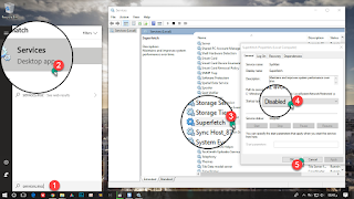 Windows 10, 8 & 7: Enable or Disable Superfetch