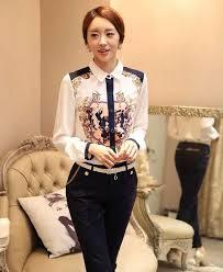 Model Baju Kemeja Wanita Terbaru