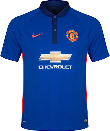 fa867f042 Manchester United 14-15 Third Kit