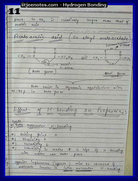 hydrogen bonding chemistry1