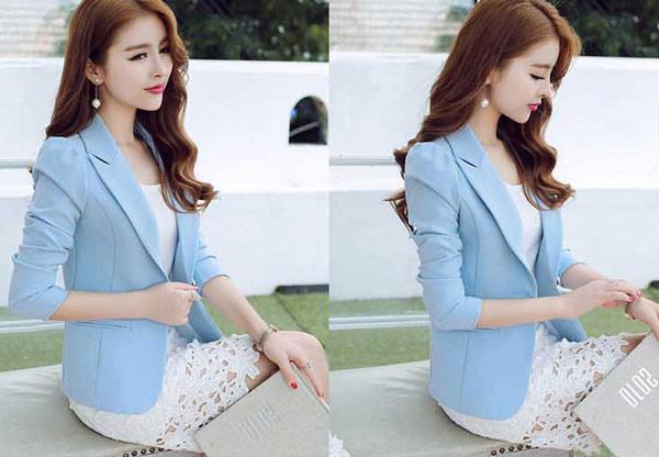 Model baju kerja wanita blazer Terbaru