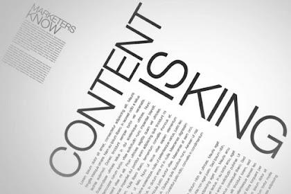 Cara Menulis Konten Situs Web Luar Biasa