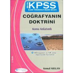 Doktorin Yayınları KPSS Coğrafyanın Doktrini Konu Anlatımlı (2016)
