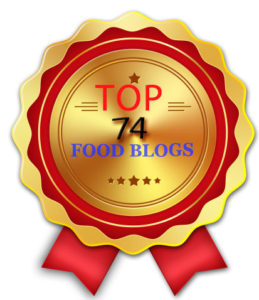 Top 61 Food Blog International Rank