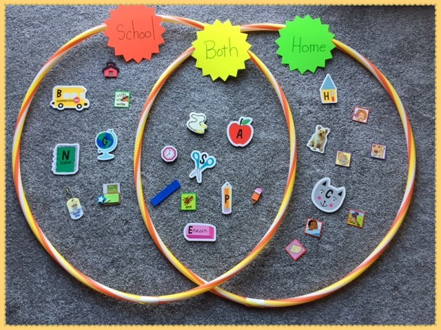 Reading2success 4 Activities Using Hula Hoops As Venn Diagrams So