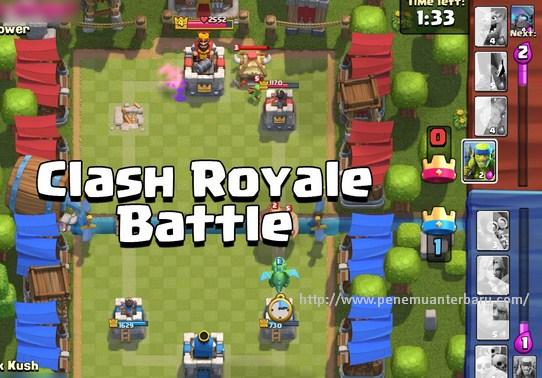 Cara Menang Battle Tanpa Kartu Epic pada Clash Royale