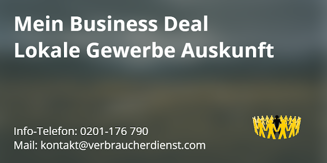 Bild Mein Business Deal