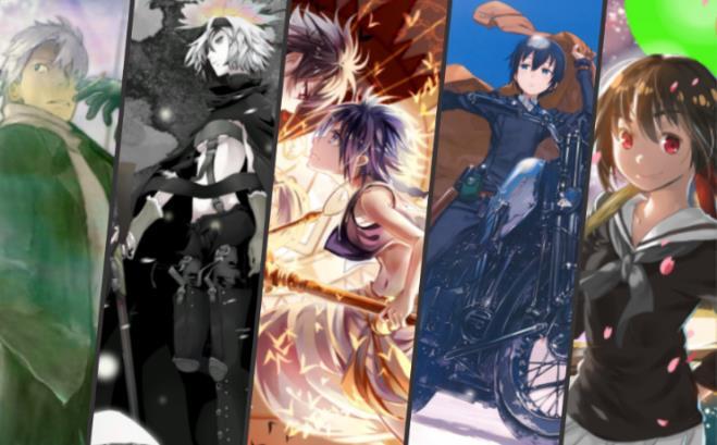 Daftar Anime Fantasy Terbaik Sepanjang Masa