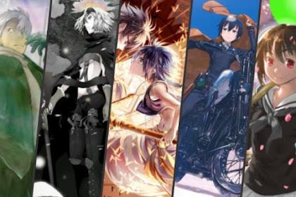 40 Anime Fantasy Terbaik Sepanjang Masa