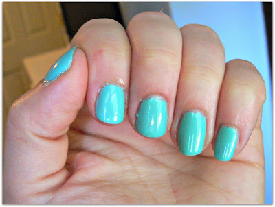 ELLE Nail Polish in Surfer Babe
