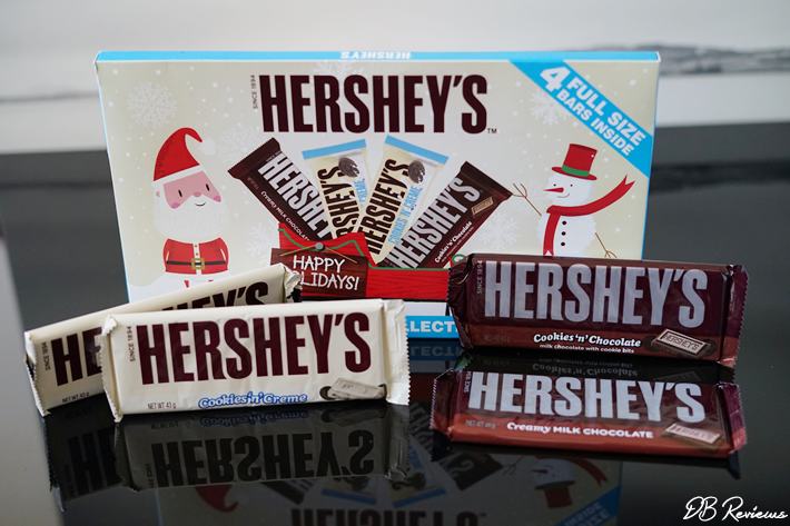 Hershey's Chocolate Collection for Christmas 2018