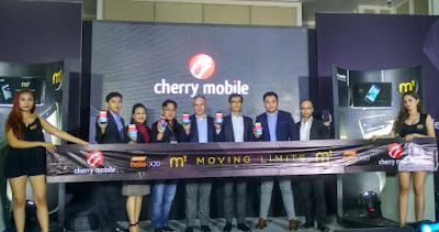 Cherry Mobile M1 Launched, MediaTek Helio X20, 4GB RAM, 21MP SONY Camera for Php11,990