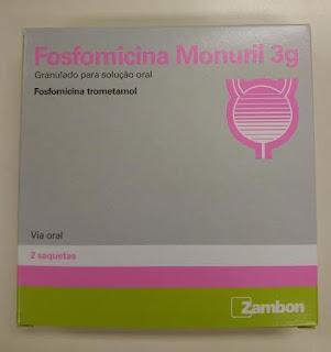Monuril no tratamento da infecção urinária