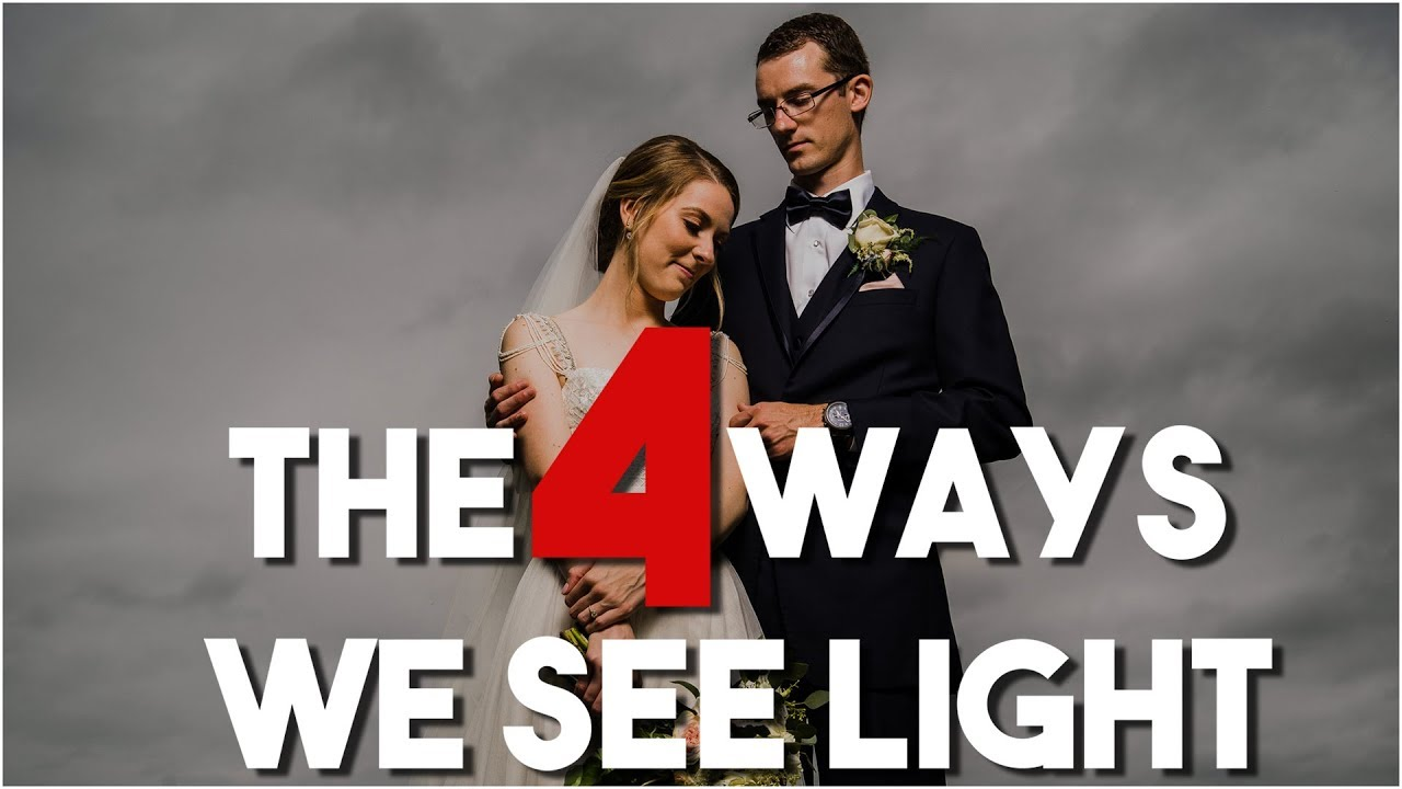 Improve Your Flash Photography with the 4 Ways We See Light
