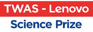 TWAS-Lenovo Science Prize in Engineering Sciences - 2018