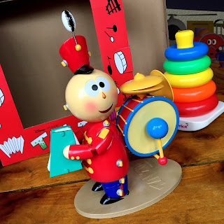pixar tin toy short film replica