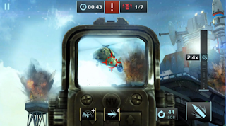 Sniper Fury 1.2.1b APK + DATA