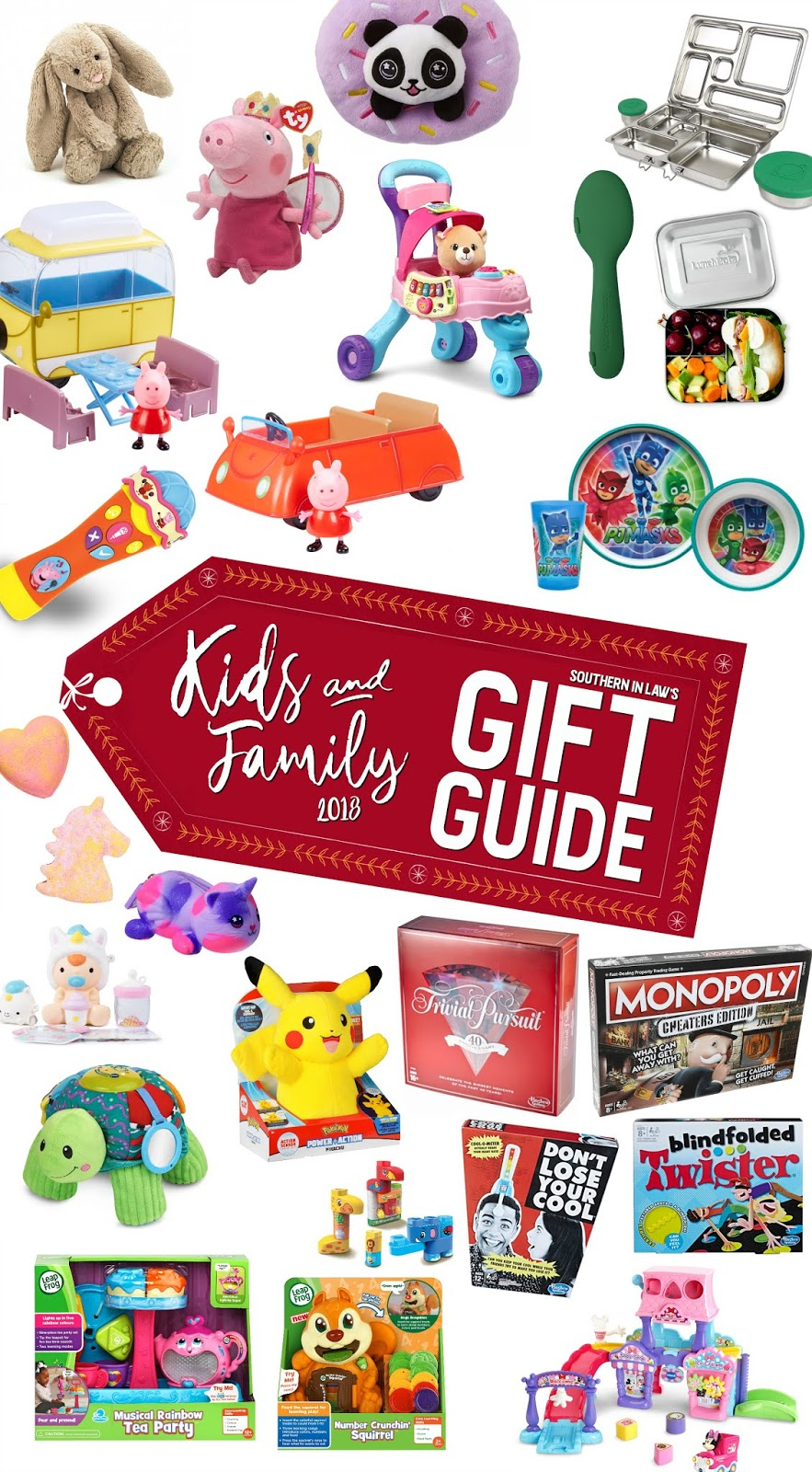 Southern In Law: The Best Christmas Gifts for Kids and Family this Year!