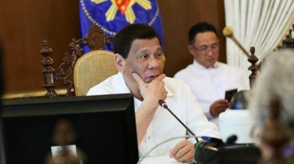 Duterte mulls changing name of the Philippines to Maharlika