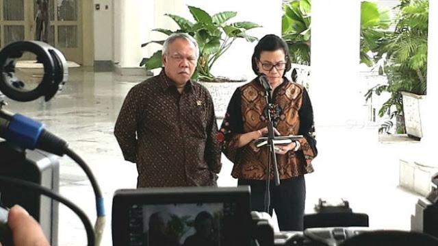 Gaji Presiden Jokowi Akan Naik Jadi Setengah Milyar Lebih? Sri Mulyani Tegas: Belum Pernah Dibahas, Info Yang Beredar Hoax