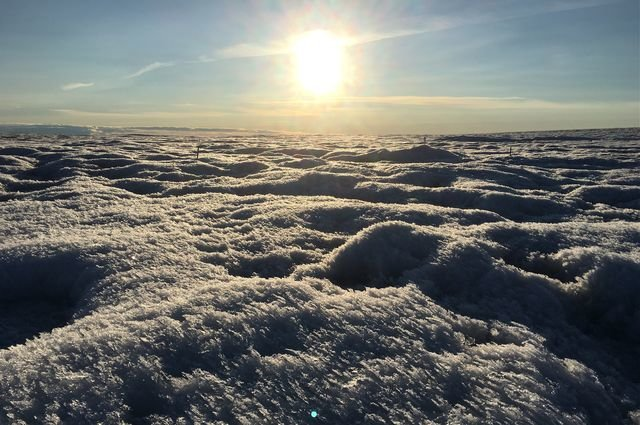 Extreme fieldwork, drones, climate modelling yield new insights about Greenland's melting ice sheet