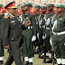 الخدمة الوطنية تدفع بـ 1000 مجند لوحدات الجيش بالخرطوم