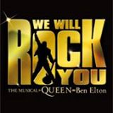 "Musical ""We Will Rock You"""