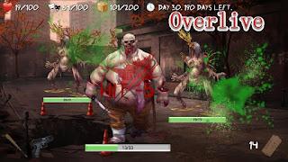 Overlive: Zombie Survival Mod v48 Apk Full (RPG)