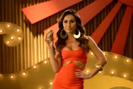 041ea312733c5 Sabrina Sato estrela campanha de Brahma 0,0% ~ SALVADOR POR STEFANO DIAZ