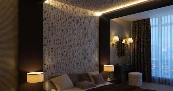 Exotic House Interior Designs Modern Pop False Ceiling Designs For Bedroom Interior 2014