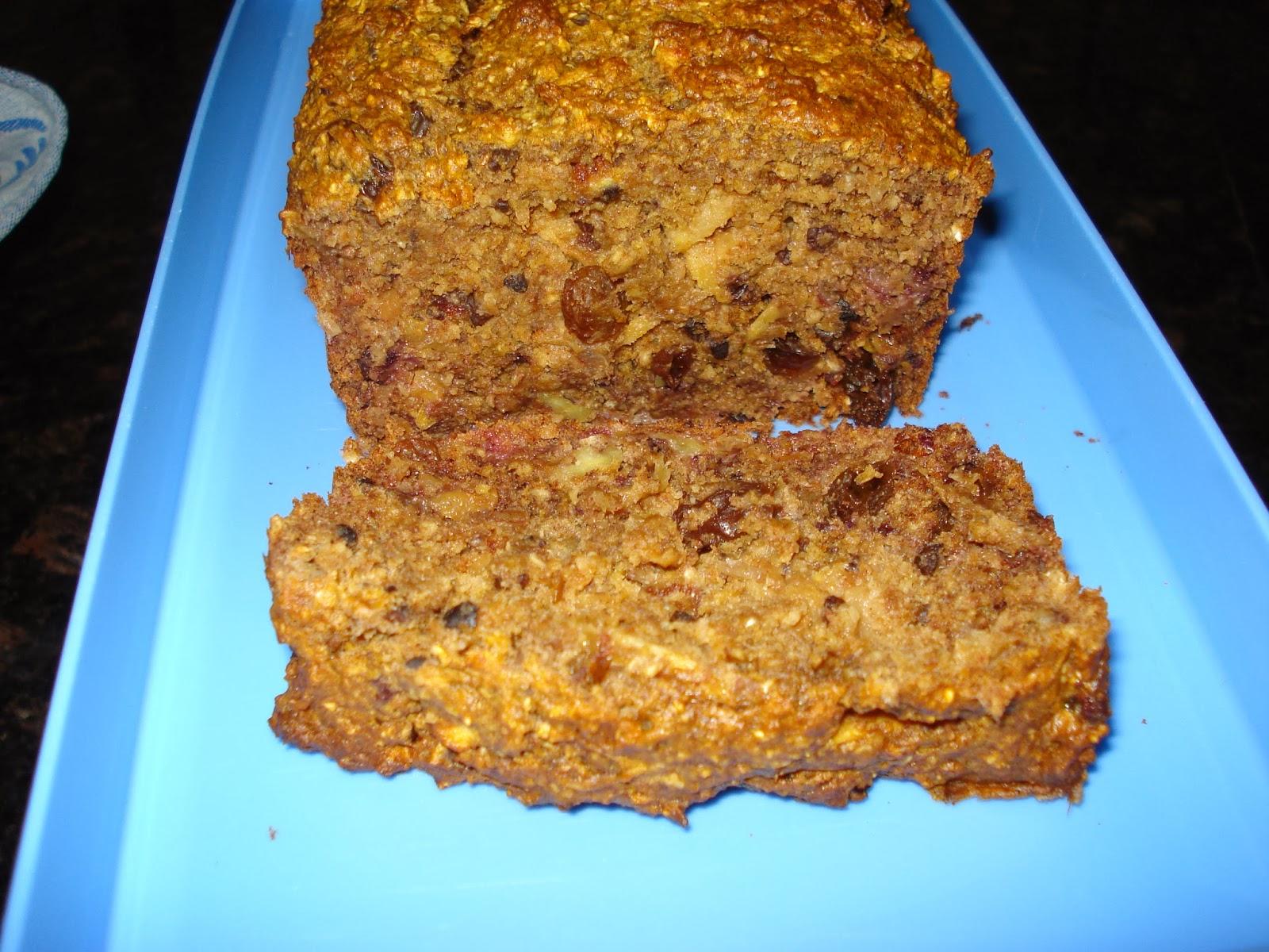 Zeer Anita's potjes en pannen: Havermout appelcake (suikervrij) &XD87