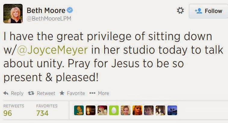 Beth Moore and Joyce Meyer: Bad company (UPDATED)