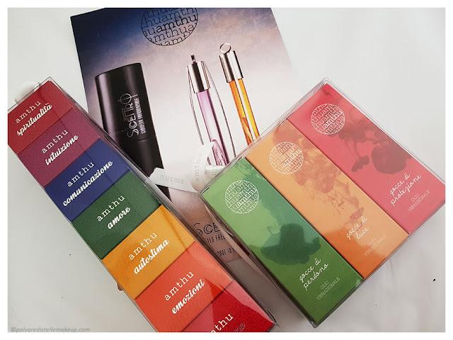 Equilibrio Chakra Amthu prodotti
