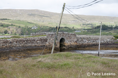 Stone Bridge in Connemara