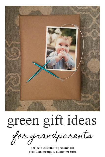 Green and Thoughtful Gift Ideas for Grandparents