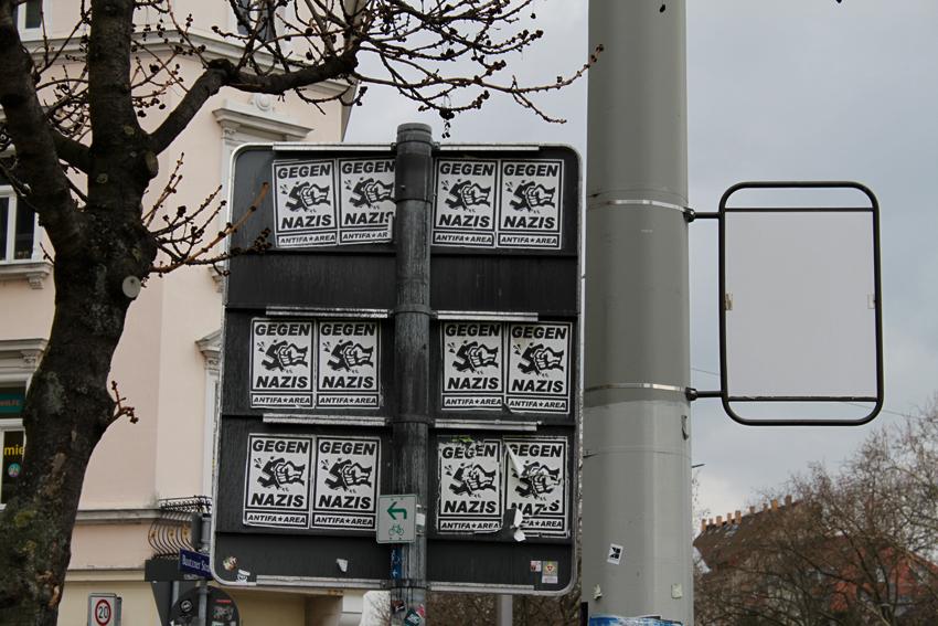Impressionen von Dresden äußere Neustadt