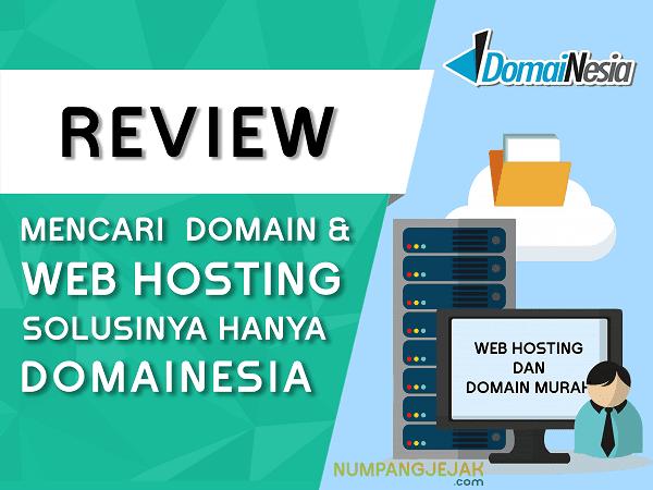 DomaiNesia Solusi Penyedia Web Hosting dan Domain Harga Terjangkau