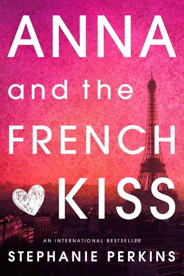 Reseña: Un beso en París | Stephanie Perkins