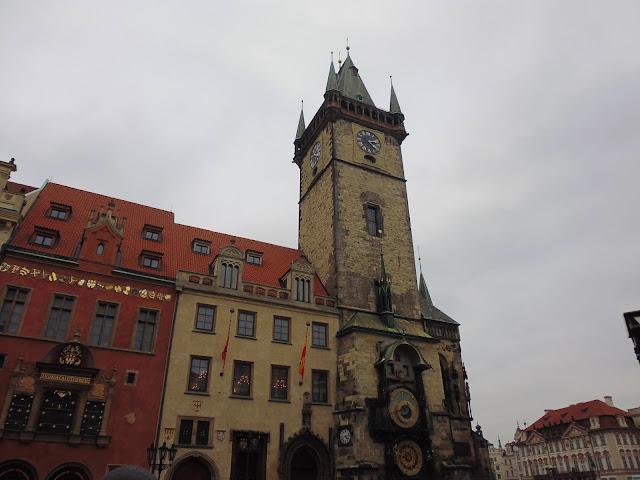 El Ayuntamiento Viejo (Praga)