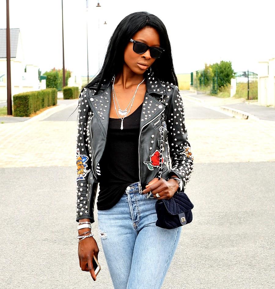 sac-chanel-chevron-pas-cher-perfecto-clous-jeans-taille-haute