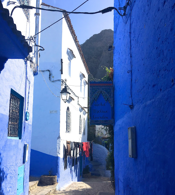 coco-morocco, travel, Chefchaouen