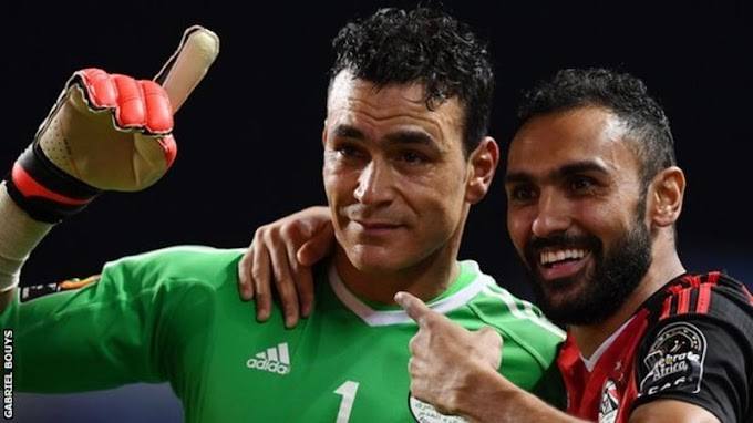 AFCON 2017: Egypt break Burkina Faso hearts with penalty shootout win